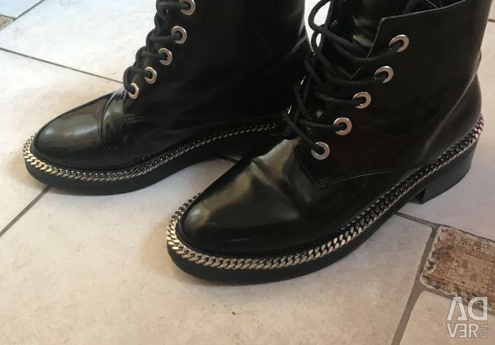 Δερμάτινα μπότες Πορτογαλία