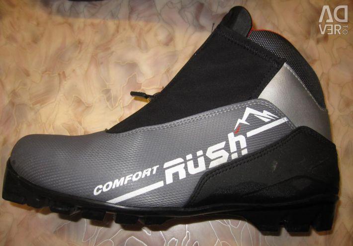 Ski boots Rush p 43