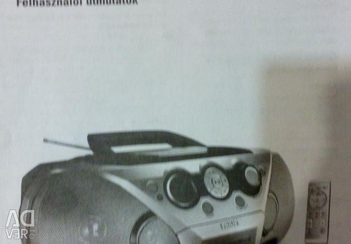 AZ3068 casetofon radio