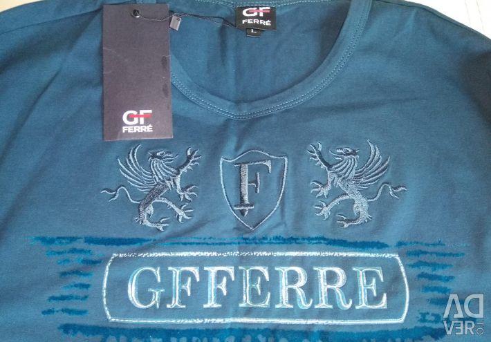 T-shirt GF FERRE (original)
