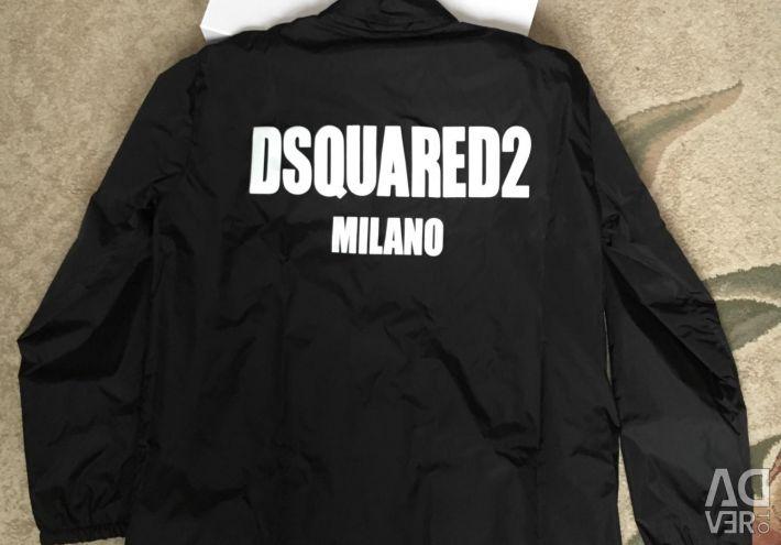 Dsquared 2 Original New !!! ??? windbreaker