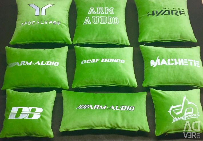 Pillows for cars