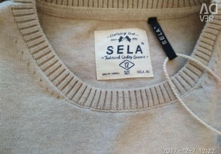 Νέο πουλόβερ Sela r. 152