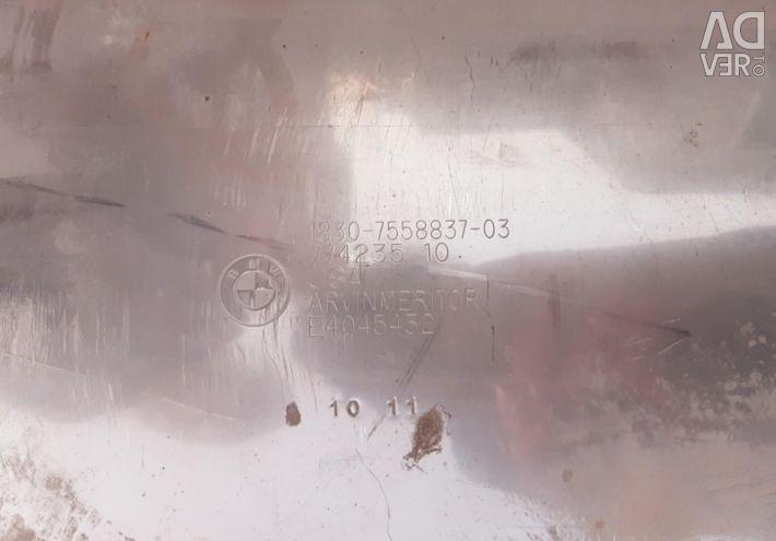 BMW 1830-7558837-03 tarihinde susturucu