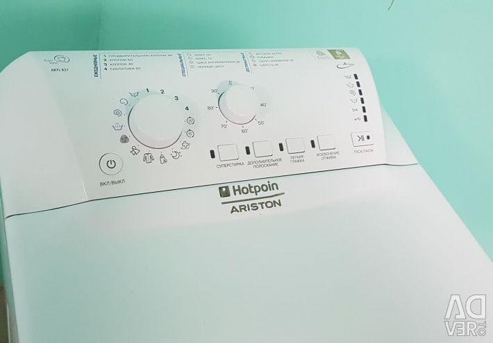Vertical washing machine Ariston