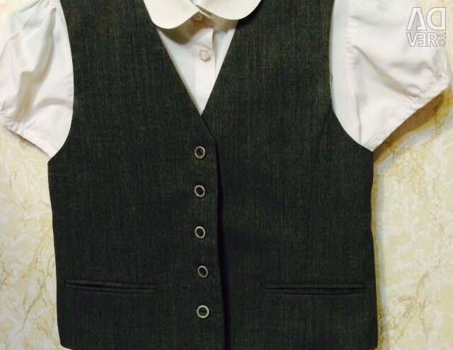 School uniform for a girl