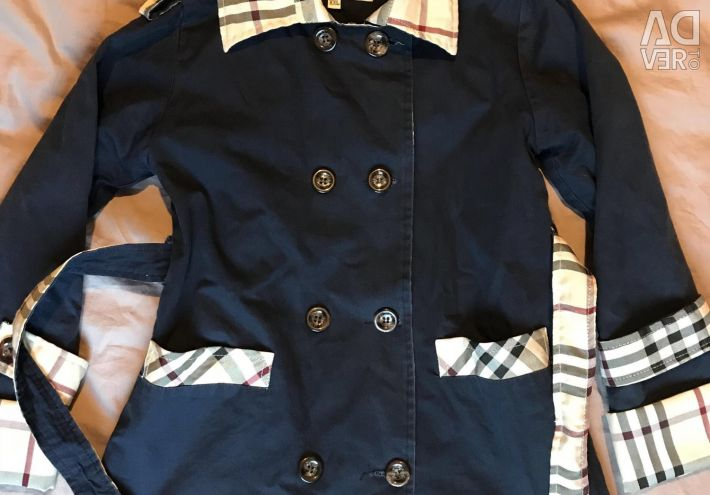 Children's Burberry Cloak