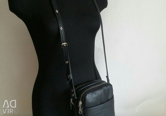 Men's bag made of genuine leather!