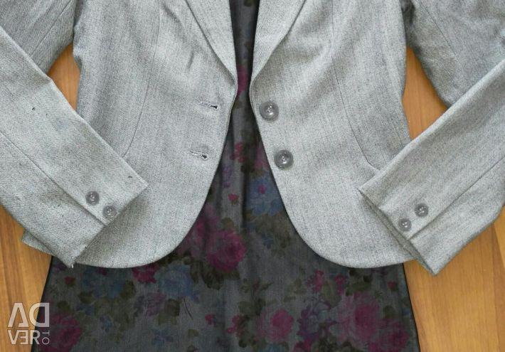 Set, suit, jacket + dress