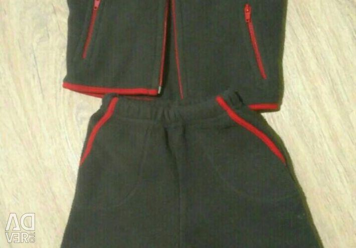 Suit Fleece Luxor