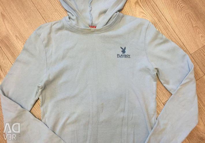 Insulated sweatshirt 7 8 9 years