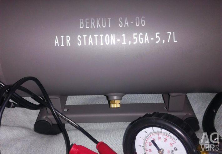 Professional compressor