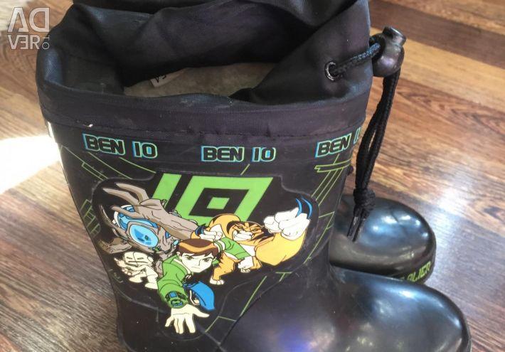 Καουτσούκ μπότες Ben 10