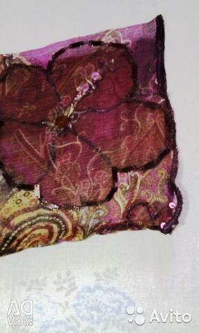 New blouse from natural silk France Sasha
