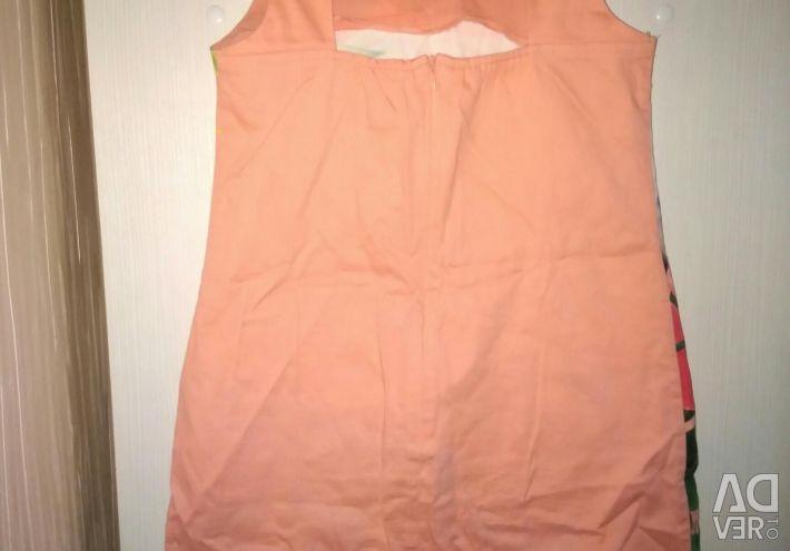 Φόρεμα για την ανάπτυξη των κοριτσιών 146-152