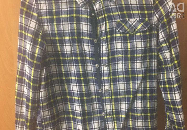 Shirt new growth 140
