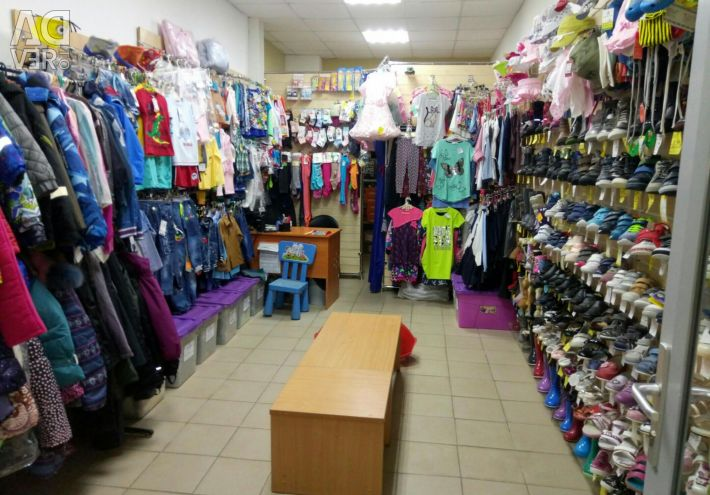 Children's clothing and shoes