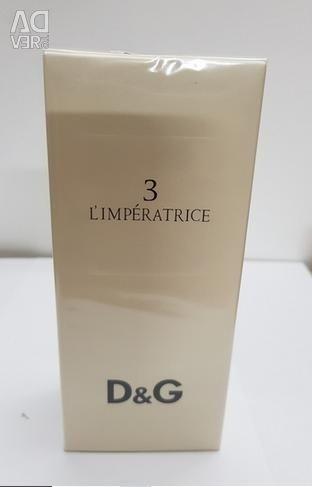 L'Imperatrice №3 D & G