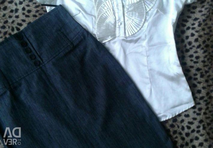 3 stylish skirts 44 p ideally