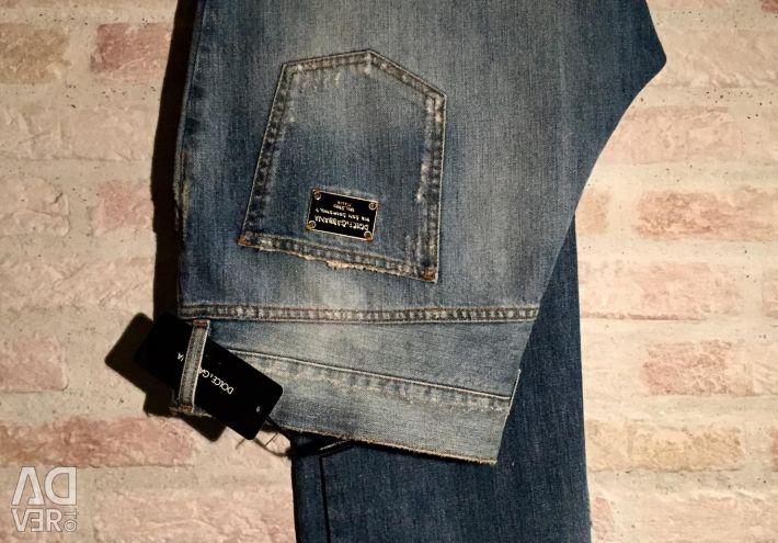 Jeans Dolce & Gabbana. New.Original.Italy