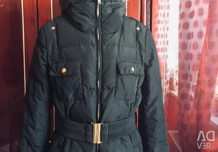 Down jacket-park. Company O'STIN