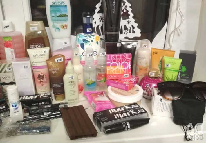 Avon Cosmetics and Perfume