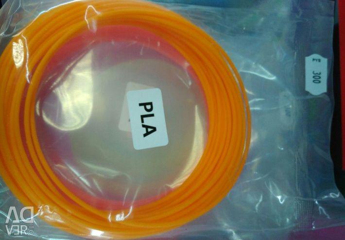 Plastic pentru 3d mânere spb în spb