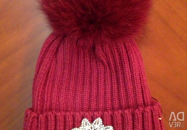 Ένα καπέλο για ένα κορίτσι