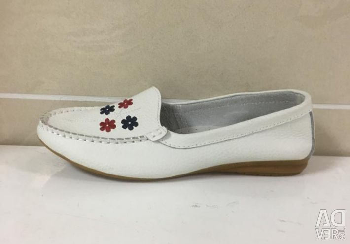 Moccasins female art 523