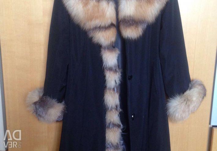 Παλτό-μανδύα
