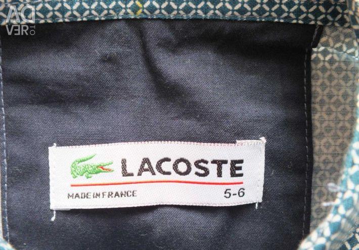 Stylish shirt with a small print