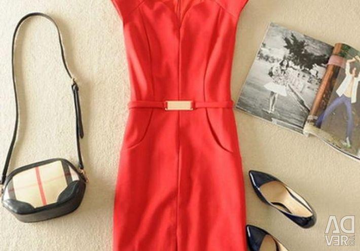 Chic women's dress new