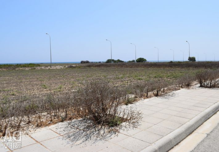 Touristic Plot in Perivolia, Larnaca