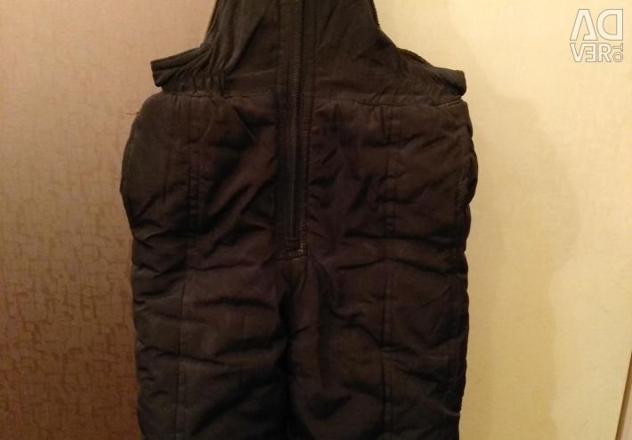 Winter jacket, river 122