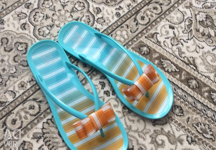 Company slippers 37 p colors of calif