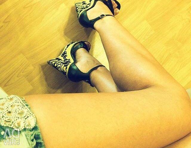 Gray Mer sandals