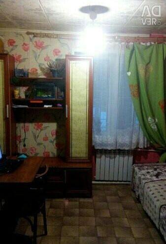 Apartment, 1 room, 13.8 m²