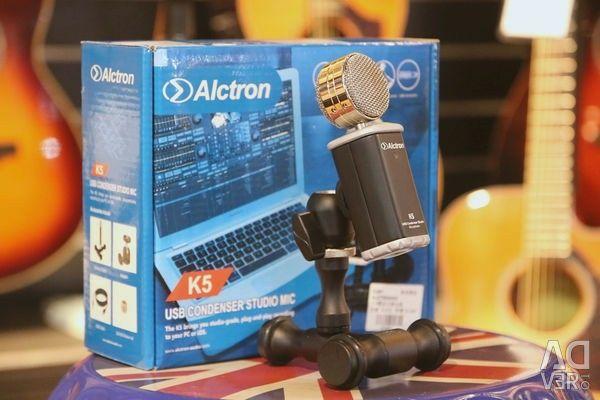 Studio Microphone, Condenser Alctron K5