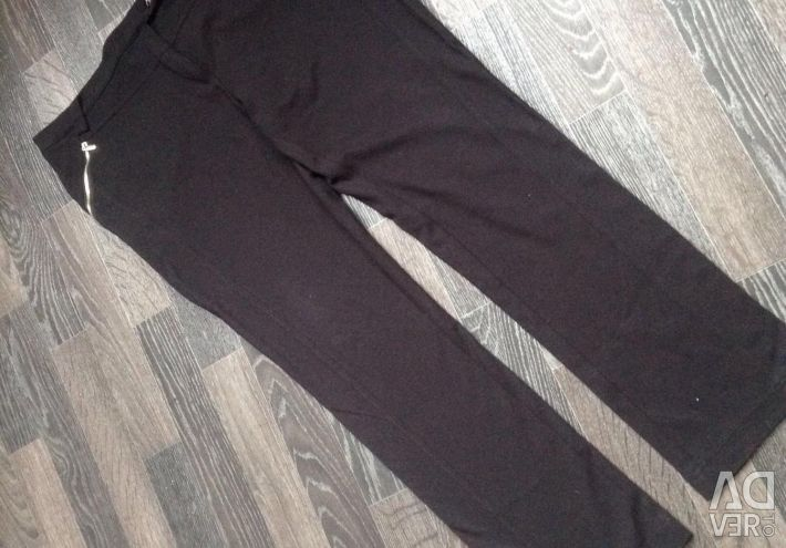 Knitted trousers 52 rm
