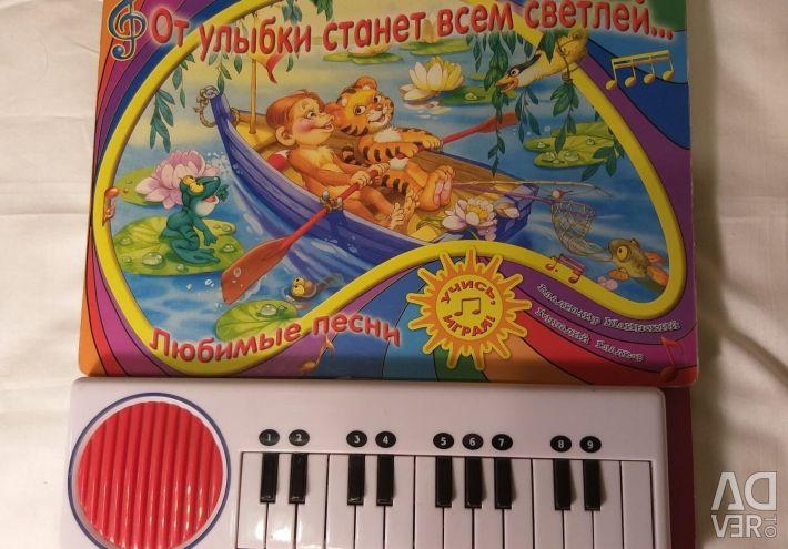 21.4 Music Book