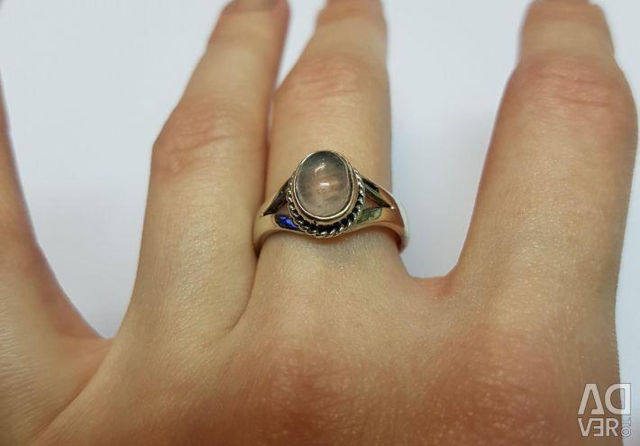 Ring Silver Soviet 925 standard