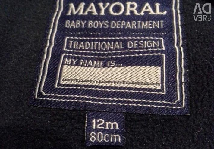 Σακάκι χειμώνα-φθινόπωρο-άνοιξη. Mayoral, 80-90