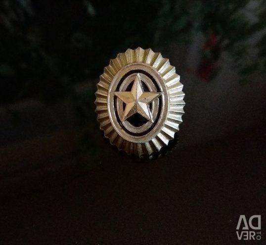 Beret cap badge