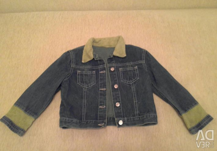 Stylish denim jacket 110