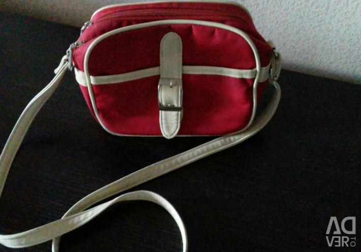 Very convenient spacious bag !!