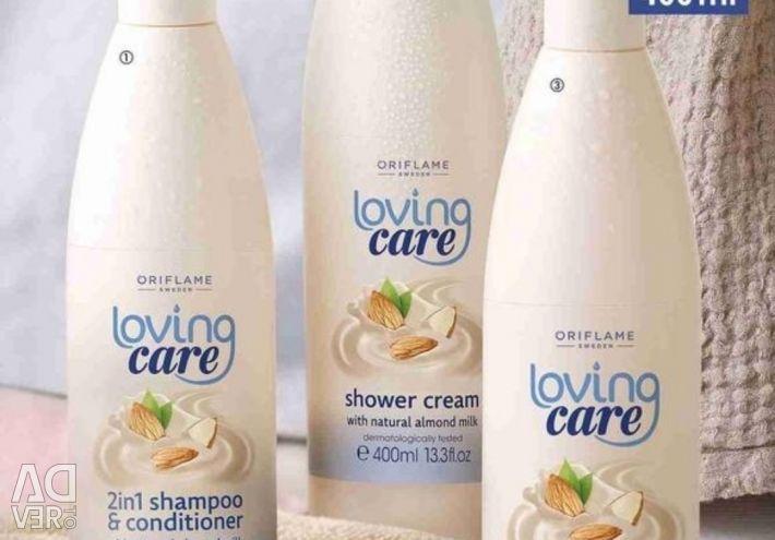 Крем для душа Loving Care