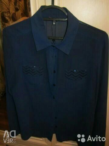Новая блузка с этикеткой