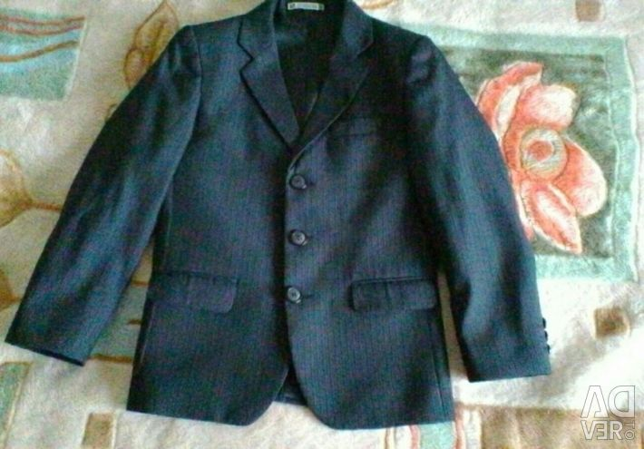 Jacket new to the boy