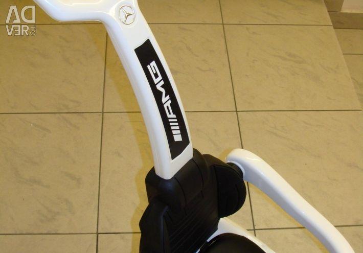 Αναπηρικό καροτσάκι Mercedes GL 63 AMG A888AA-H 6 Volt