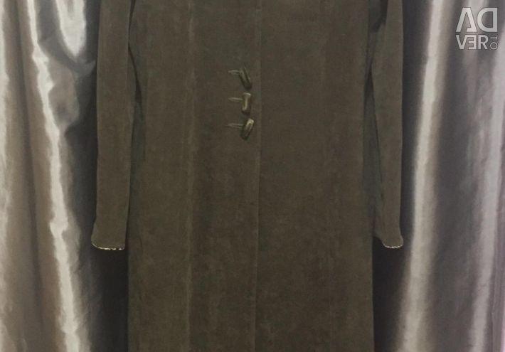 Cloak p. 50-52 fitted